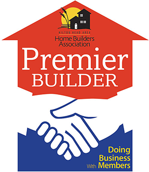 Premier builder program hilton head area home builders for Home builder program